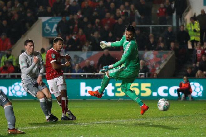 Chi tiết Man City - Bristol City: Người hùng phút 90+2 (KT) 21