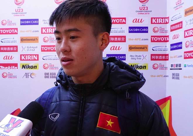 Đội phó U23 Việt Nam: Đấu Hàn Quốc, ngại gì thời tiết! - 1
