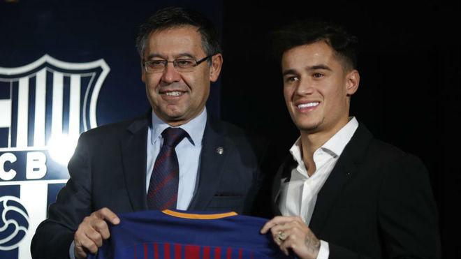 "Barca bị tố ""chúa Chổm"", tiền đâu mua Coutinho 160 triệu euro?"