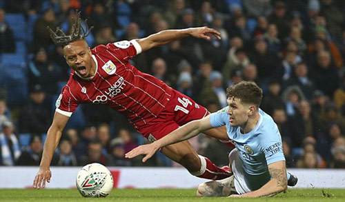 Chi tiết Man City - Bristol City: Người hùng phút 90+2 (KT) 19