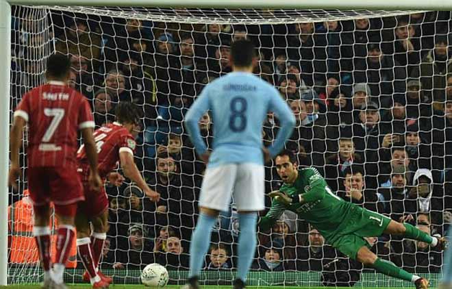 """Man City - Bristol City: Lao lực với """"ngựa ô"""", định đoạt phút bù giờ"""