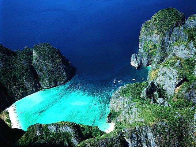"""""""Nín thở"""" trước 10 bãi biển đẹp tựa thiên đường, không thể bỏ lỡ khi đến Thái Lan"""
