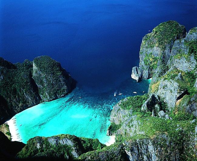 """""""Nín thở"""" trước 10 bãi biển đẹp tựa thiên đường, không thể bỏ lỡ khi đến Thái Lan - 1"""