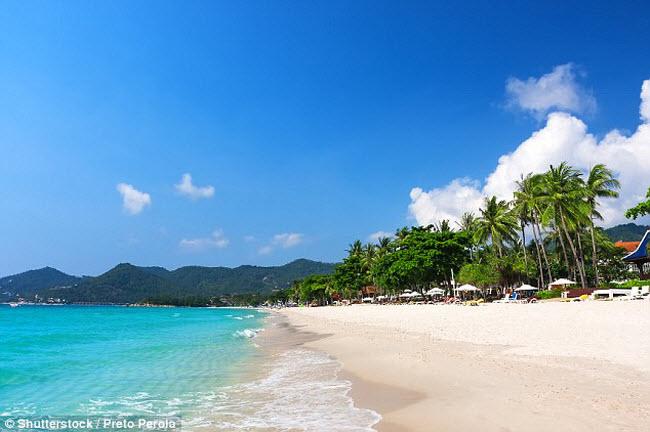 """""""Nín thở"""" trước 10 bãi biển đẹp tựa thiên đường, không thể bỏ lỡ khi đến Thái Lan - 4"""