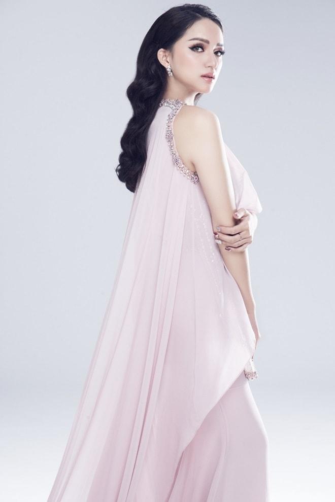 Hương Giang Idol dự Hoa hậu Chuyển giới Thế giới: Tôi sẽ không thi chui - 4