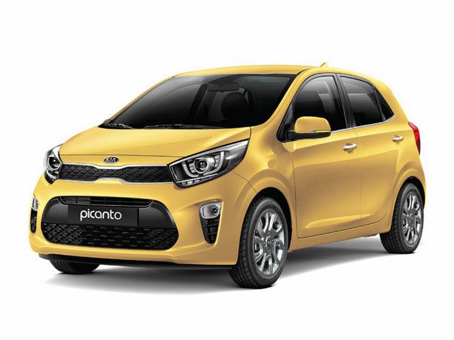 Kia Morning 2018 giá 264 triệu đồng đến gần Việt Nam - 1