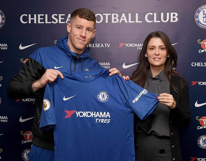 """Chelsea nguy cơ cấm chuyển nhượng: Điều tra """"hợp đồng ma"""" Barkley - 1"""