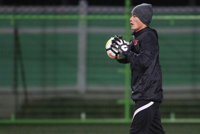 """U23 Việt Nam: HLV Park Hang Seo lo nhất """"người gác đền"""" - 4"""