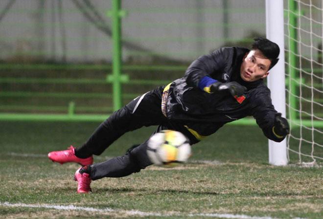 """U23 Việt Nam: HLV Park Hang Seo lo nhất """"người gác đền"""" - 6"""