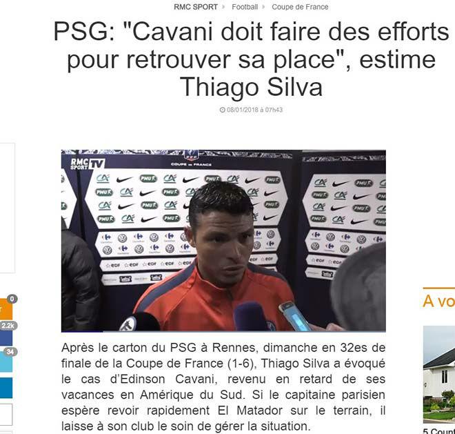 """Neymar & """"băng đảng"""" Brazil: Cavani vi phạm kỷ luật, PSG giáng đòn cực nặng - 2"""