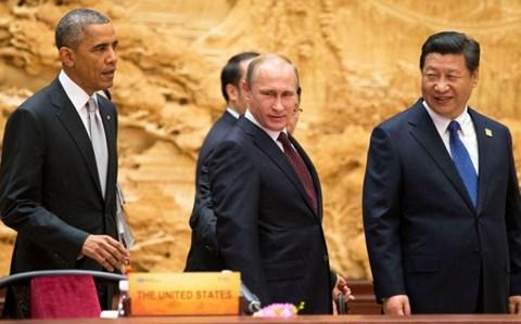 """Sai lầm của Mỹ giúp đối thủ """"điều khiển cuộc chơi"""" ở Trung Đông - 2"""