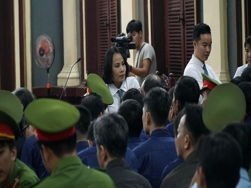 Tòa gửi thông báo cho 73 luật sư vụ Phạm Công Danh