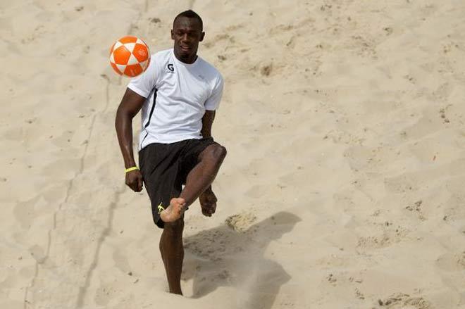 U.Bolt tới Dortmund, hướng về MU: Siêu nhân cũng phải sợ 2