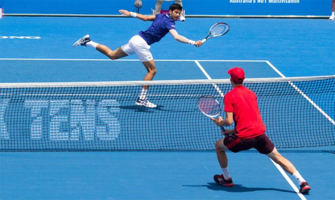 Djokovic - Thiem: Siêu sao tái xuất đẳng cấp (Kooyong Classic) - 1