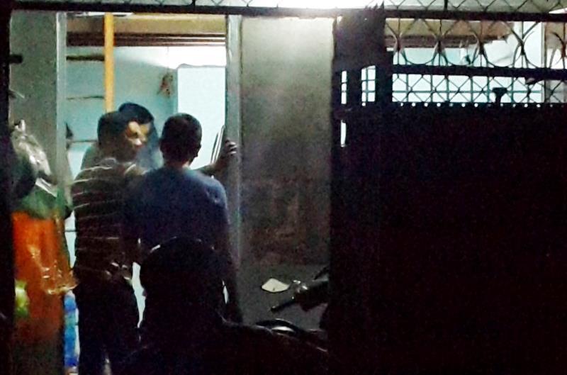Thu giữ khẩu súng Rulo Trung úy CSGT gây chết người - 1