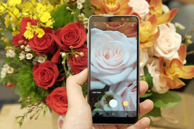 """""""Đánh giá bộ đôi Galaxy A8, A8+ chính hãng tại Việt Nam"""" - 2"""