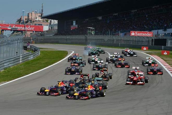 """Đua xe F1: Các đội thay """"áo mới"""", huyền thoại nhăm nhe trở lại 3"""