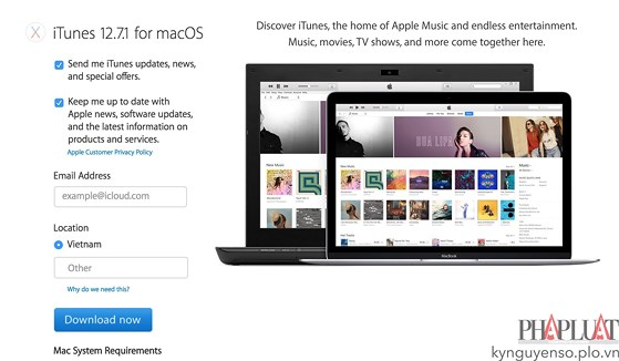 Apple bất ngờ cho phép hạ cấp iOS