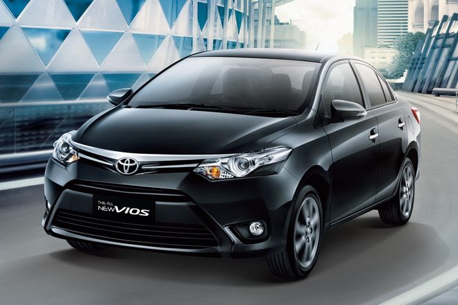 10 mẫu ô tô bán chạy nhất Việt Nam tháng 12/2017 - 12