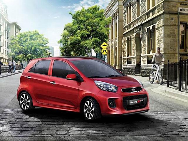 10 mẫu ô tô bán chạy nhất Việt Nam tháng 12/2017 - 8