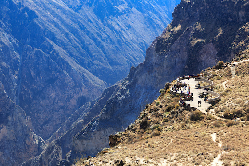 Đã mắt ngắm nhìn 12 hẻm núi đẹp nhất hành tinh - 5