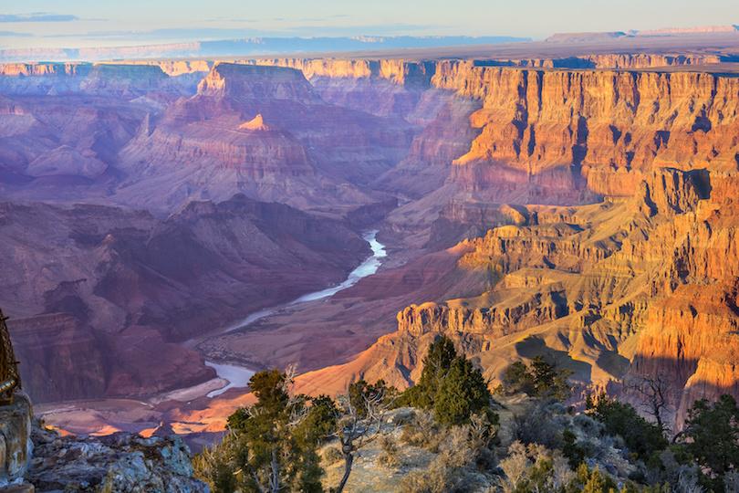 Đã mắt ngắm nhìn 12 hẻm núi đẹp nhất hành tinh - 12