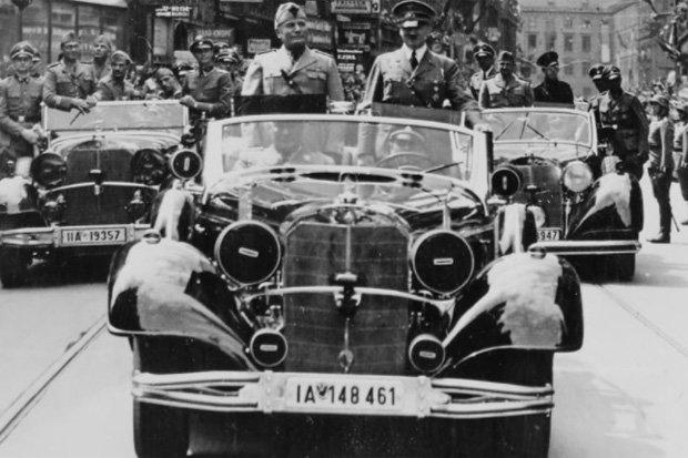 Hitler tức giận nếu biết số phận chiếc Mercedes của mình? - 2
