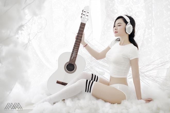 """Bí quyết giúp nữ DJ 8X đốn tim nam diễn viên Hùng Thuận """"Đất Phương Nam"""" - 3"""