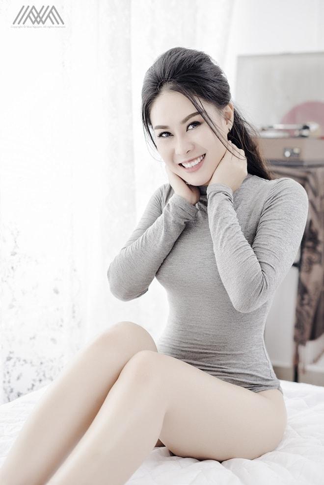 """Bí quyết giúp nữ DJ 8X đốn tim nam diễn viên Hùng Thuận """"Đất Phương Nam"""" - 6"""