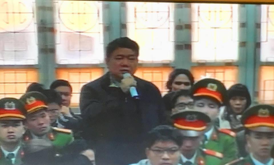 """Trịnh Xuân Thanh khai gì về cuộc gặp """"chuẩn bị 5 tỉ tiêu Tết""""? - 2"""