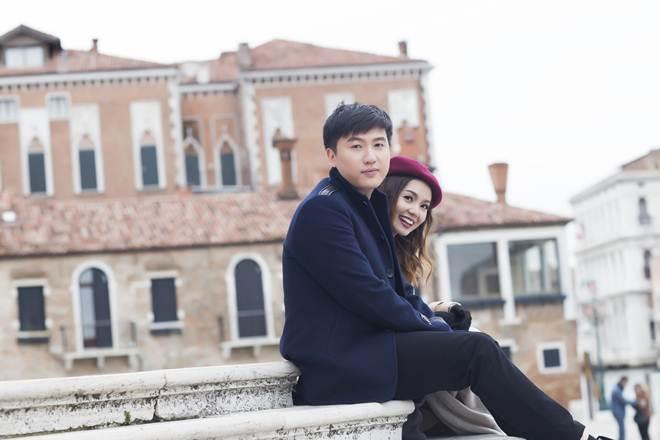 Ngọc Anh lộ ảnh tình tứ tại Italy bên người tình kém 3 tuổi - 7