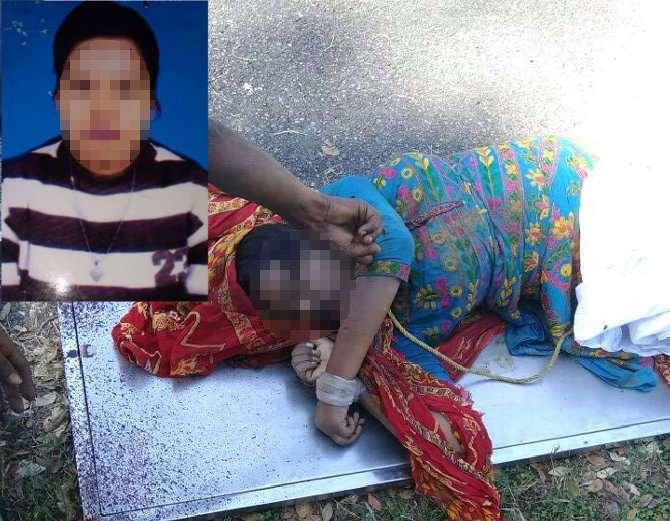 Đau xót cô dâu mới cưới bị gia đình nhà chồng xâm hại