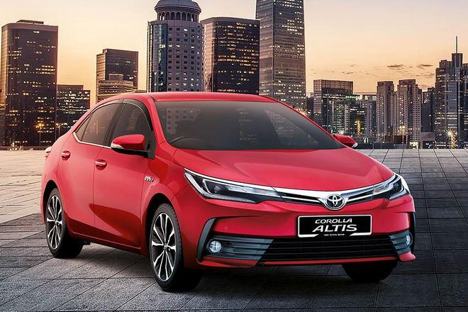 10 mẫu xe bán chạy nhất Việt Nam năm 2017 - 1