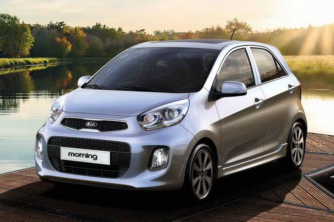 10 mẫu xe bán chạy nhất Việt Nam năm 2017 - 6