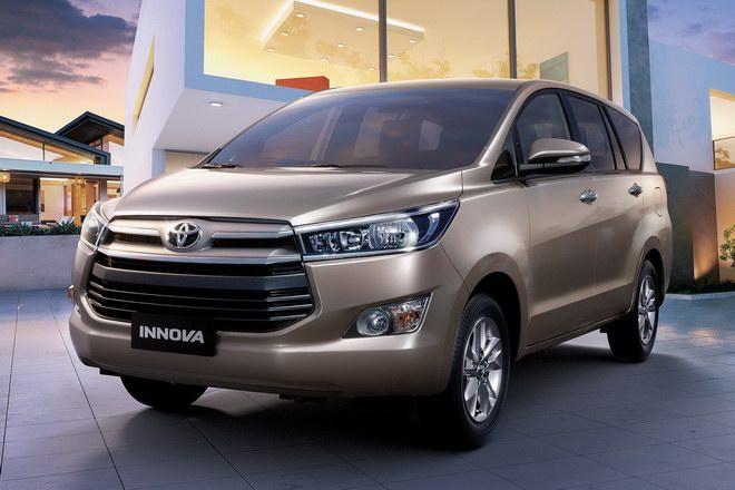 10 mẫu xe bán chạy nhất Việt Nam năm 2017 - 8