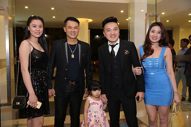 Dàn sao Việt dự đám cưới của Lâm Khánh Chi tại Sài Gòn - 13