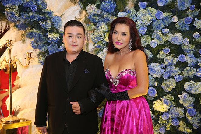 Dàn sao Việt dự đám cưới của Lâm Khánh Chi tại Sài Gòn - 16