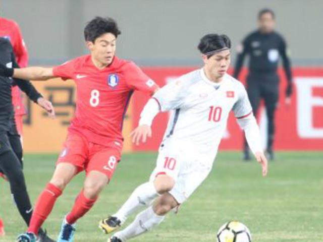 U23 Việt Nam: HLV Park Hang Seo & 2 lần đặt tay lên trái tim 11