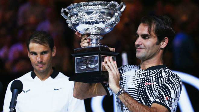 Australian Open 2018: Federer – Nadal, 1 núi không thể có 2 hổ 1
