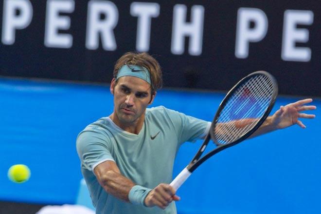 Federer thênh thang tới Grand Slam thứ 20 tại Australian Open? 1