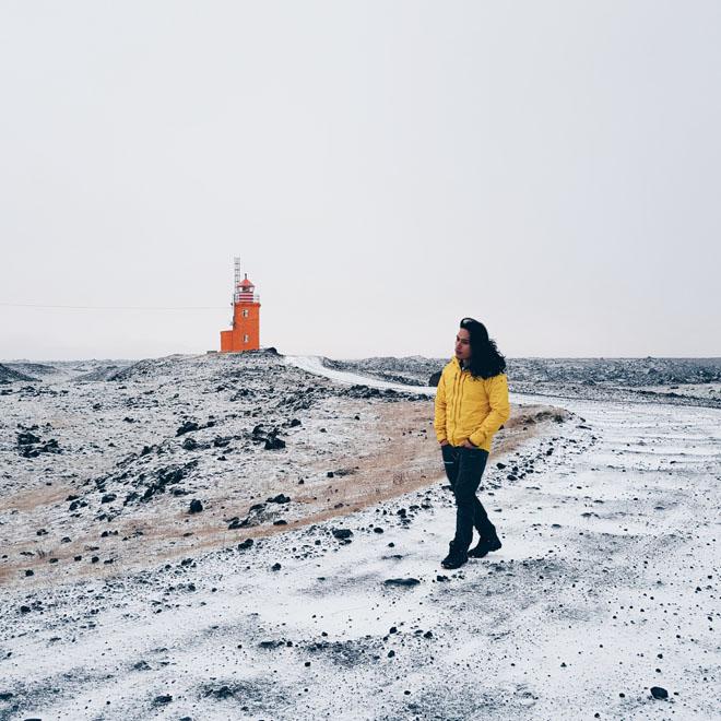 Ngắm trời, đất và biển Iceland qua ống kính của Hoàng Lê Giang