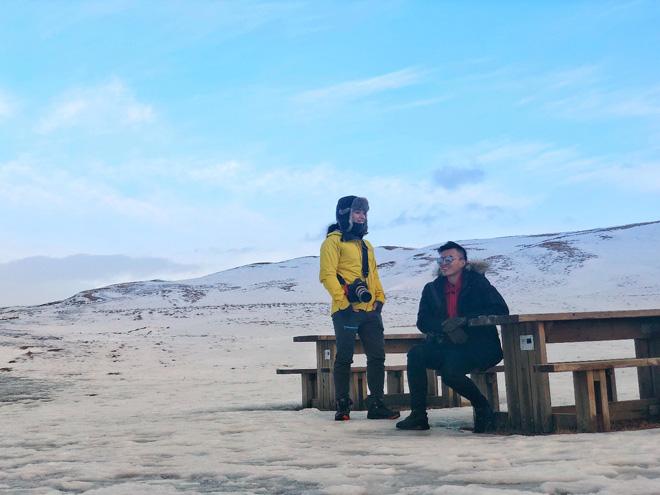 Ngắm trời, đất và biển Iceland qua ống kính của Hoàng Lê Giang - 2