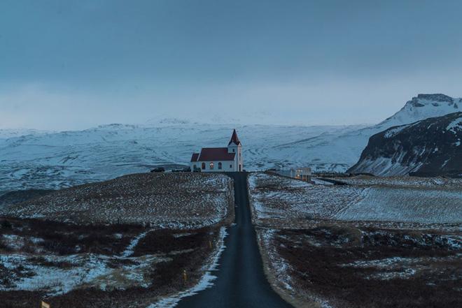 Ngắm trời, đất và biển Iceland qua ống kính của Hoàng Lê Giang - 3