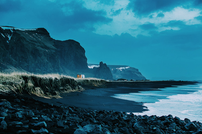 Ngắm trời, đất và biển Iceland qua ống kính của Hoàng Lê Giang - 4