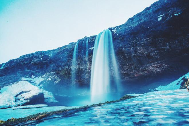 Ngắm trời, đất và biển Iceland qua ống kính của Hoàng Lê Giang - 5