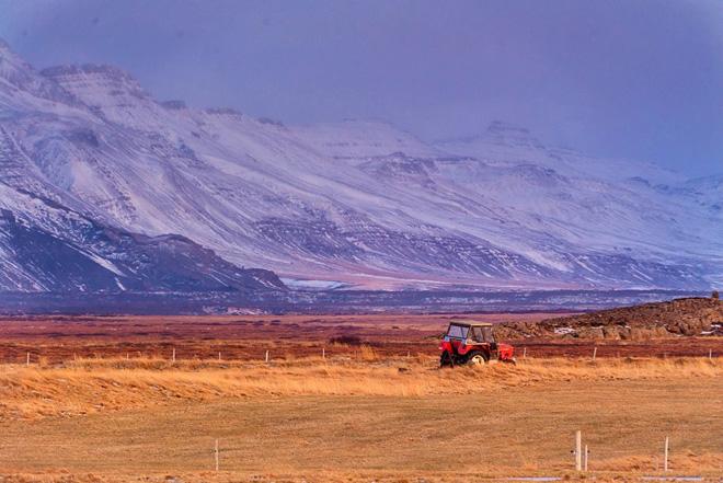 Ngắm trời, đất và biển Iceland qua ống kính của Hoàng Lê Giang - 7