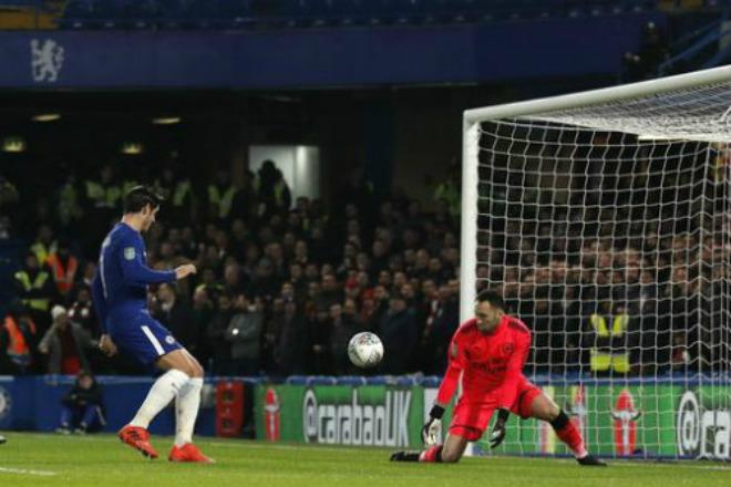 Chelsea - Arsenal: Bắn phá dữ dội, khung thành chao đảo 1