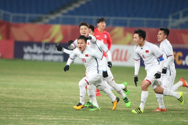 U23 Việt Nam - U23 Hàn Quốc: Siêu phẩm và màn chiến đấu quả cảm - 1