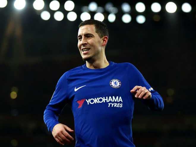 """""""Bom tấn"""" chờ nổ: Hazard từ chối Chelsea, chờ Real đón giá 200 triệu bảng - 1"""