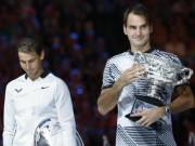 Thể thao - Australian Open 2018: Federer – Nadal, 1 núi không thể có 2 hổ
